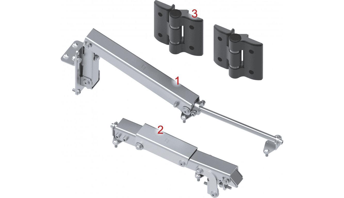 BiFold Components