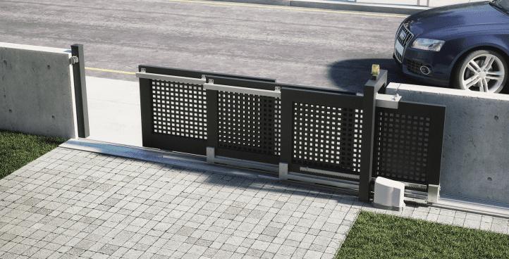 Telescopic Gate Hardware