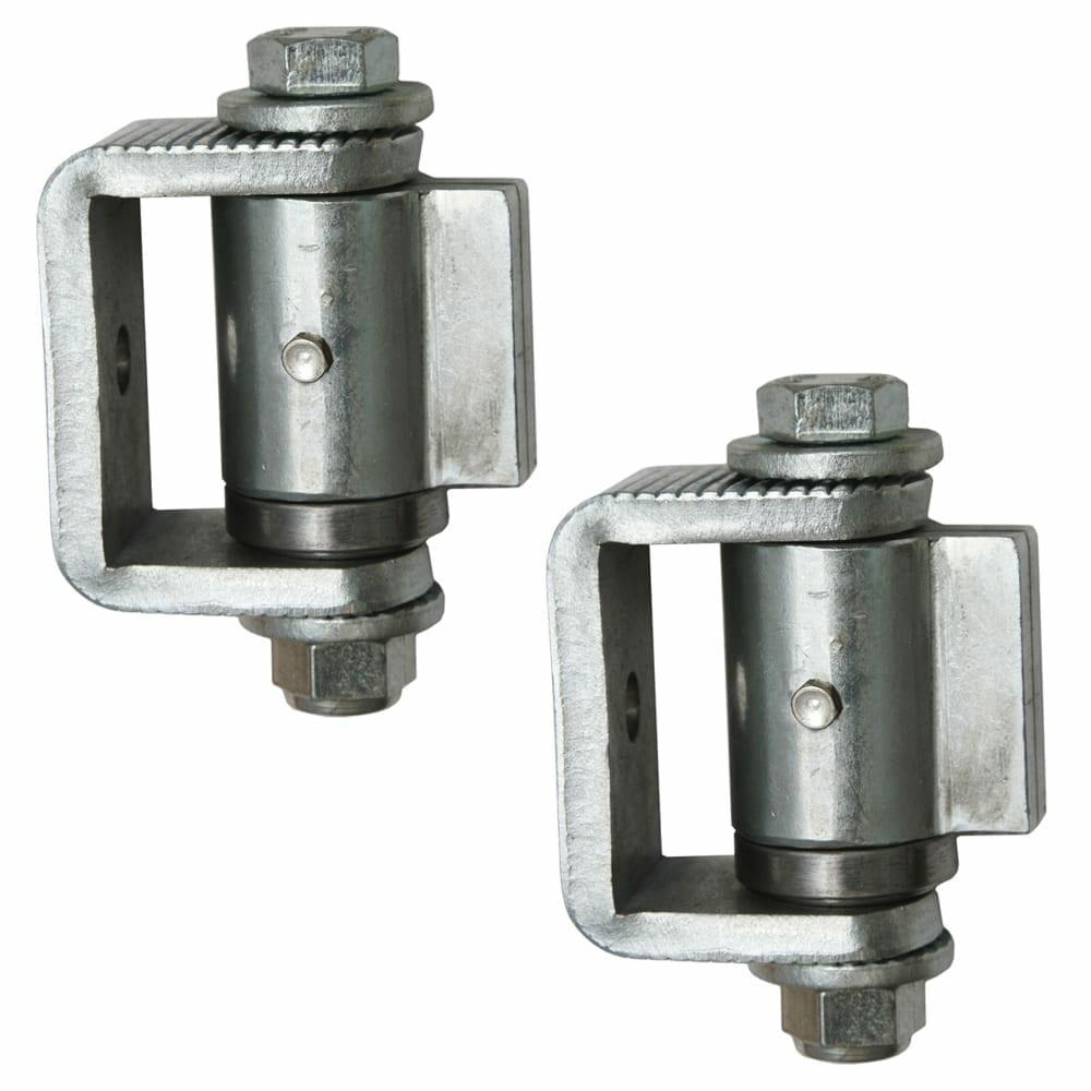 Side mount adjustable hinges