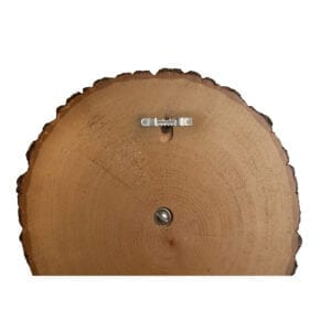 Tree Trunk Golf Finial Plaque Mounting